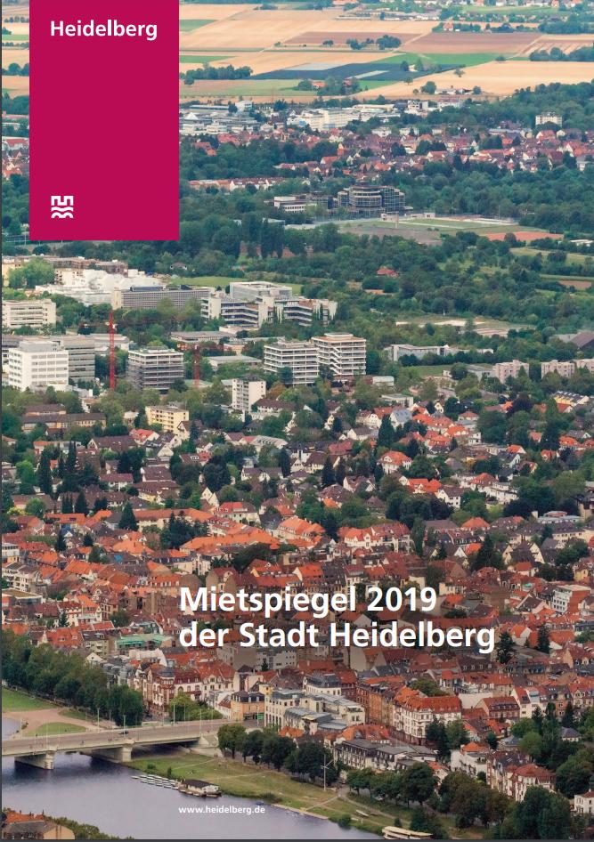 Wohnungen vermieten - Informationen aus dem Mietspiegel Heidelberg